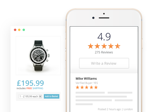 woocommerce product review widget