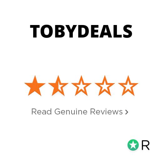 Tobydeals Reviews Read 312 Genuine Customer Reviews