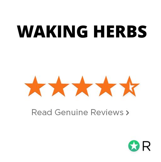 Waking Herbs Reviews - Read 1,525 Genuine Customer Reviews